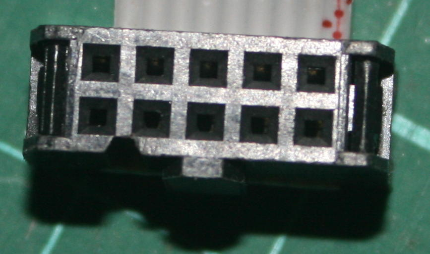 RS232 DB9 Motherboard End